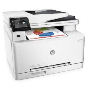 HP LaserJet Pro M277 - Imprimante Multifonction laser couleur (fax)