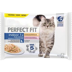 Whiskas Perfect fit chat sterilise mixte