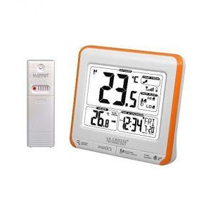 La Crosse Technology WS6811 - Station météo avec capteur de température intérieure/extérieure