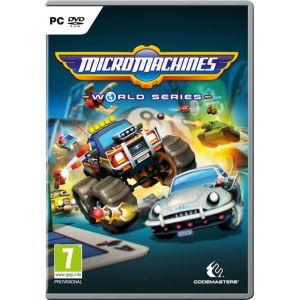 Micro Machines : World Series sur PC
