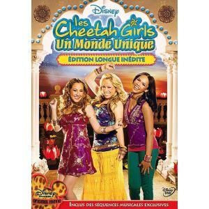 The Cheetah Girls : Un monde unique