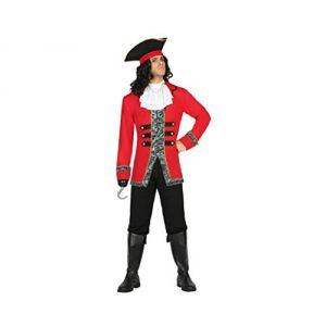 Atosa 18214 - Déguisement homme pirate