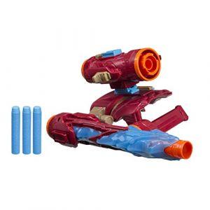 Hasbro Nerf Assembler Gear - Avengers Infinity War gant Iron Man