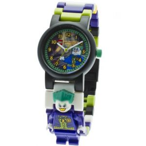Lego 8020240 - Montre pour enfant DC Super Heroes The Joker