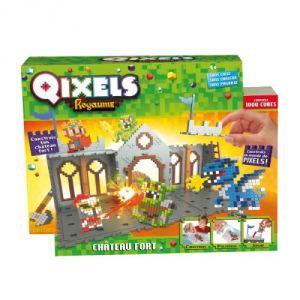 Kanaï Kids Kit création : Qixels Royaume