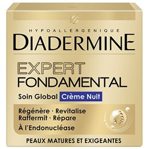 Diadermine Diadermine Expert Fondamental Crème de Nuit Pot 50 ml