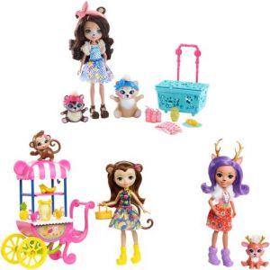 Mattel Picnic dans le parc Enchantimals