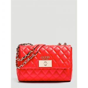 Guess Sac Bandouliere HWVG7175180 rouge - Taille Unique