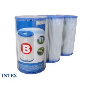 Intex 3 cartouches de filtration 'B'