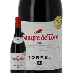 Sangre de toro Espagne - vin rouge - La bouteille de 75cl