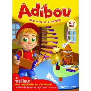Adibou : Joue à lire et à compter - 2010 / 2011 [Windows]