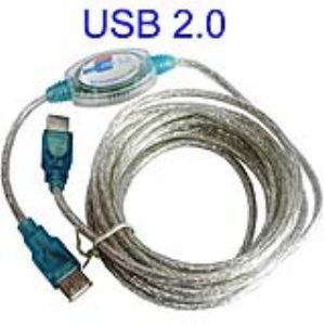High-Tech Place RUSB20MF01 - Rallonge USB 2.0 typa A 5 m