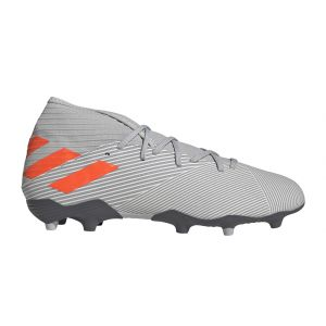 Adidas Nemeziz 19.3 FG, Chaussures de Football Homme, Gridos/Narsol/Blatiz, 44 2/3 EU