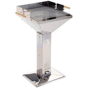 Landmann 11282 - Barbecue entonnoir Akron 48 x 46 cm
