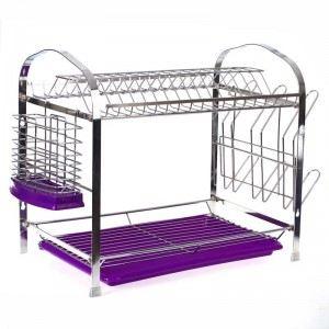 simple jja egouttoir vaisselle en mtal avec plateau with egouttoir vaisselle gifi. Black Bedroom Furniture Sets. Home Design Ideas