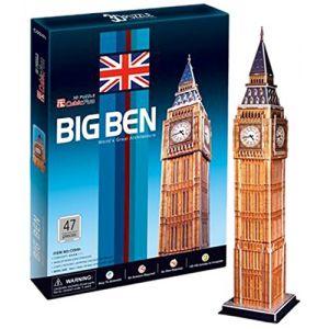 CubicFun Big Ben - Puzzle 3D 47 pièces