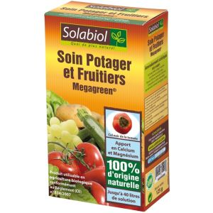Solabiol Soin Potager er Fruitiers : MegaGreen - 100% naturel