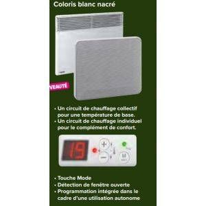 applimo 0013648cc convecteur bi jonction horizontal 2500. Black Bedroom Furniture Sets. Home Design Ideas