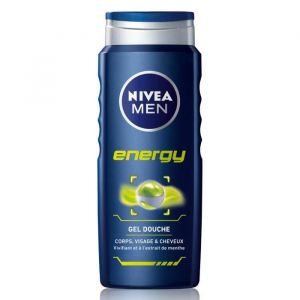 Nivea Men Energy - Gel douche 3 en 1