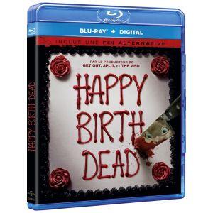 Happy Birth Dead [Blu-ray + Digital]