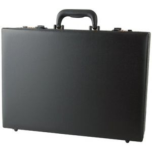 Davidt's Attaché-case Pilot 44 cm Noir