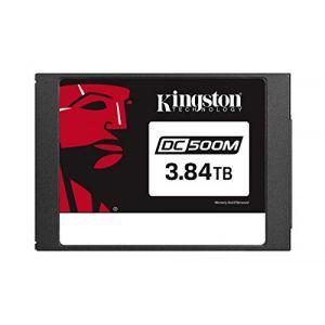 "Kingston Data Center DC500M 2.5"" SATA 6Gb/s - 3.84To - SEDC500M/3840G"