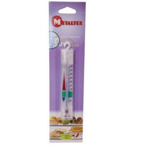 Metaltex Thermomètre pour réfrigérateur 15,5 cm