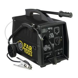 Far Tools MIG 152 - Poste à souder 140A 7500W