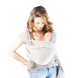Je porte mon bébé Basic - Écharpe de portage (5 x 0,50 m)