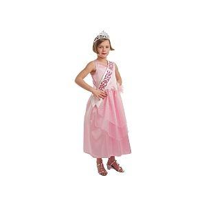 Caritan Déguisement Première Miss (3-4 ans)