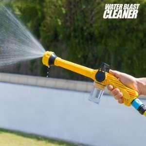 Hasendad Pistolet à eau à pression avec réservoir 8-en-1 Water Blast Cleaner