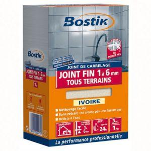 Bostik Joint carrelage ivoire 1 Kg