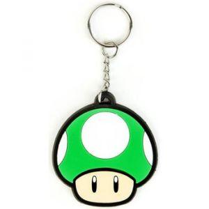 Porte Clé PVC Nintendo 1-Up Mushroom Question Mark