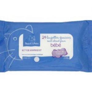 Monoprix Bébé - Les lingettes épaisses