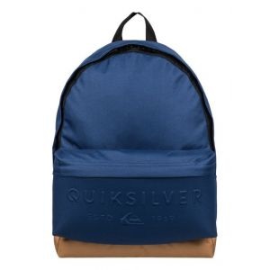 Quiksilver Everyday Poster Embossed 25L - Sac à dos taille moyenne pour Homme - Bleu