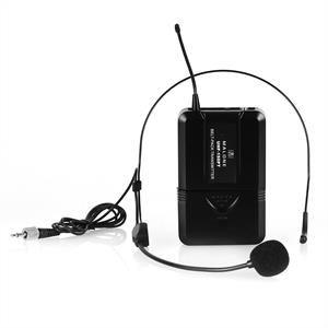 Malone UHF-250 Duo 2 canaux set micro UHF sans fil