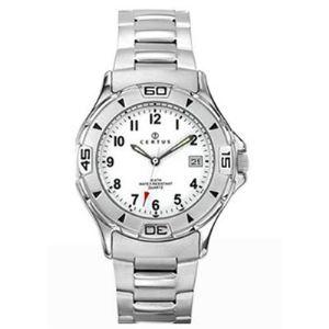 Certus 616801 - Montre pour homme avec bracelet en acier