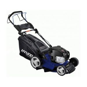 Hyundai HTDT5275BS - Tondeuse thermique Briggs and Stratton 163cm³ 60 L