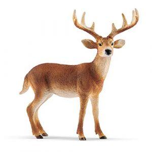 Schleich Wild Life 14818 - Figurine Cerf de Virginie
