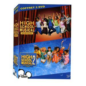 Coffret High School Musical 1 + 2