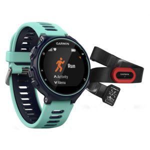 Garmin Forerunner 735XT Run Bundle  - Montre GPS cardio
