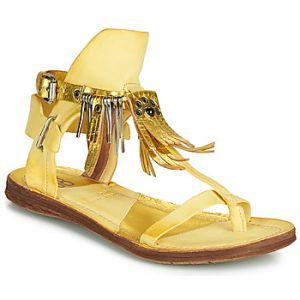 A.S.98 Sandales Airstep / RAMOS jaune - Taille 37,38,39,40