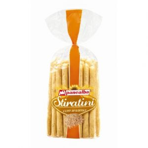 Panealba Stiratini avec sésame - Le sachet de 250g