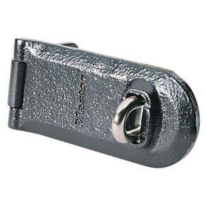 Master Lock Porte cadenas fonte noire œillet alliage de bore 179 mm