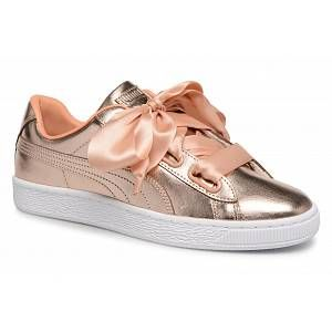 Puma Basket Heart Luxe W chaussures or 40 EU