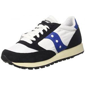 Saucony Jazz Original Vintage chaussures blanc noir 46 EU
