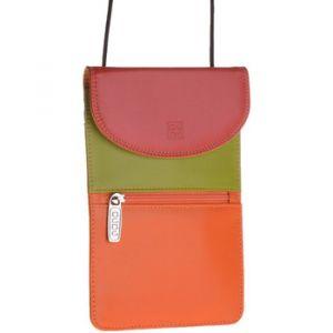 Dudu Pochette Colorful - Barbara - Rouge multicolor - Taille Unique