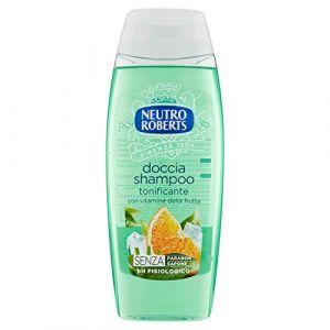 Neutro Roberts Doccia Shampoo Tonificante con Vitamine Della Frutta - 250 ml