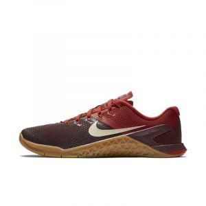 Nike Chaussure de cross-training et de renforcement musculaire Metcon 4 Homme Noir - Taille 40.5