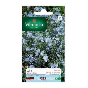 Vilmorin Lin vivace bleu - Sachet graines